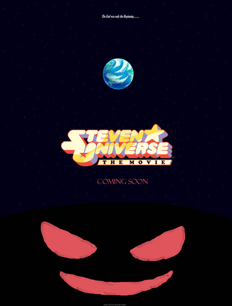 Steven Universe Movie Teaser Poster Fanmade By Mahboi