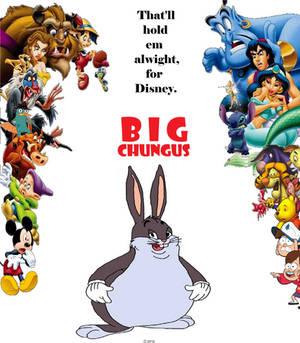 Disney's Big Chungus?