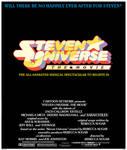 Steven Universe: The Movie Retro-ish poster