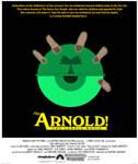Hey Arnold Jungle Movie Retro-ish poster