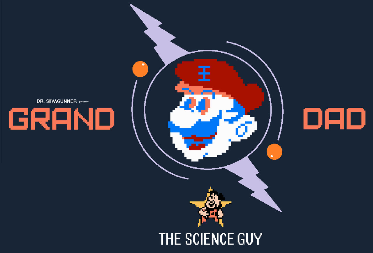 Grand Dad The Science Guy?