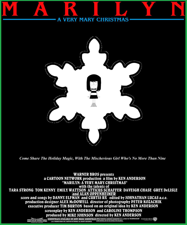 A Very Mary Christmas movie poster