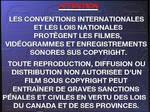 Paramount VHS Warning Screen (Communications)