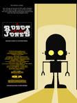 Robot Jones Retro-ish Poster (fanmade)