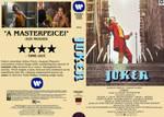 Joker VHS cover (Re-Imagined)