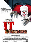 Stephen King's IT poster (fanmade)