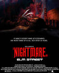 A Nightmare on Elm St 35 Anniversary poster