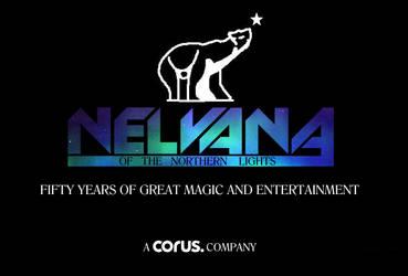 Nelvana 50th Anniversary logo
