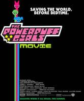 The Powerpuff Girls Movie poster