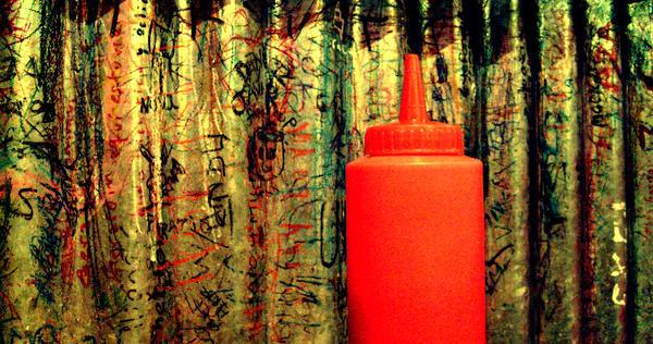 Ketchup by marcegaral