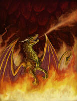 The Dragon of Fire