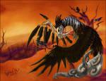 Trade: Grim Encounter by Khezix