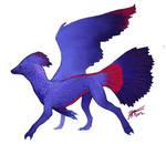 Betta Dragon Design
