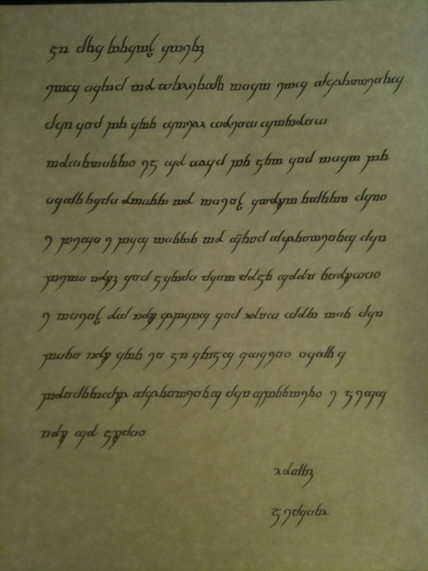 Letters to the Coronal, High Mage, Armathor, Keeper, Mathors, Akh Faern and Ilaerothil to go here - Page 16 Elvish_Letter_by_burritoninja008