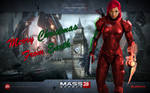 Mass Effect Christmas