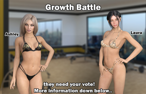 Growth battle!