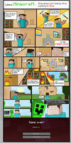 Life in Minecraft 1