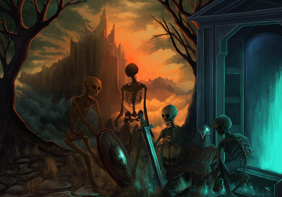 Nightwatch by kerimakyuz