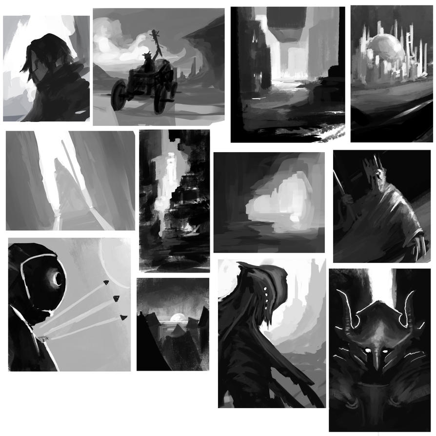 Thumbs 4 by kerimakyuz