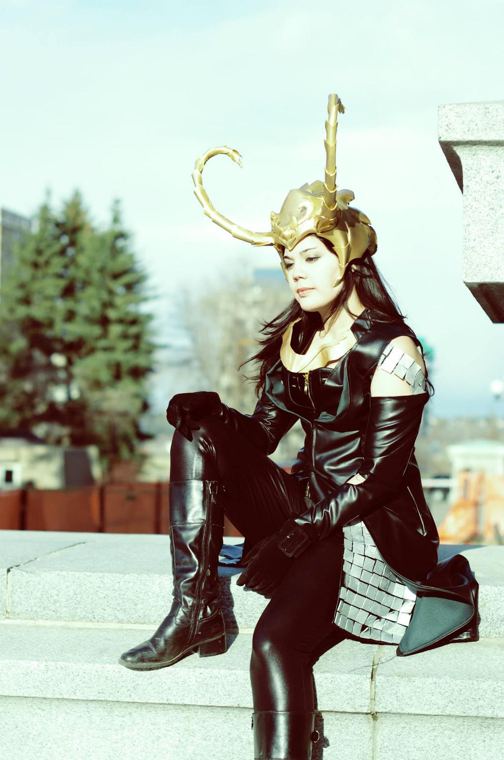 Lady Loki    abandoned by vodkertonic