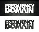 Frequency Domain logo concept