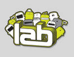 LAB PARTY tee design