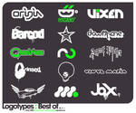 Best of logotypes by 54NCH32