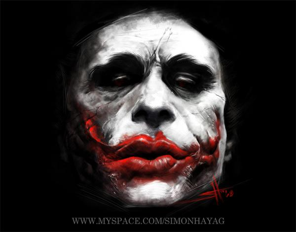Joker by simonhayag