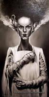 The Bride Frankenstein by simonhayag