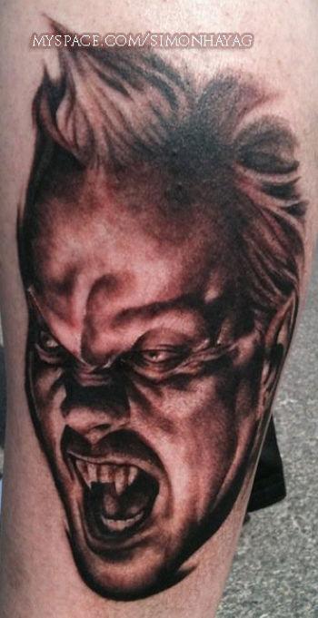 Kiefer Lost Boys Tattoo