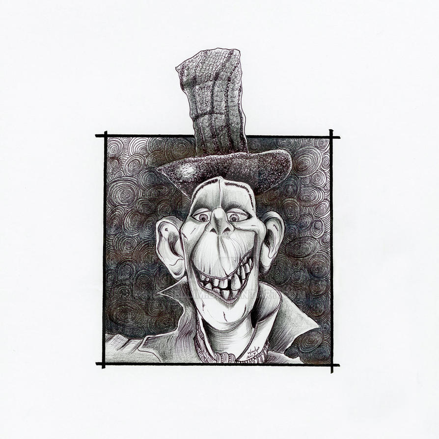 Mr. Pickles by Nephellim