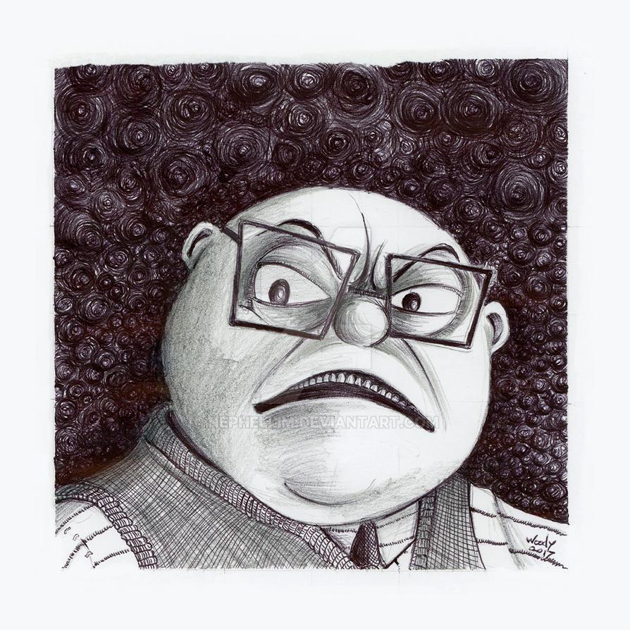Mr. Burgermeister by Nephellim