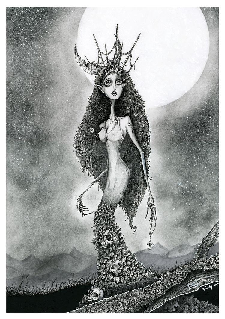 Medeina by Nephellim