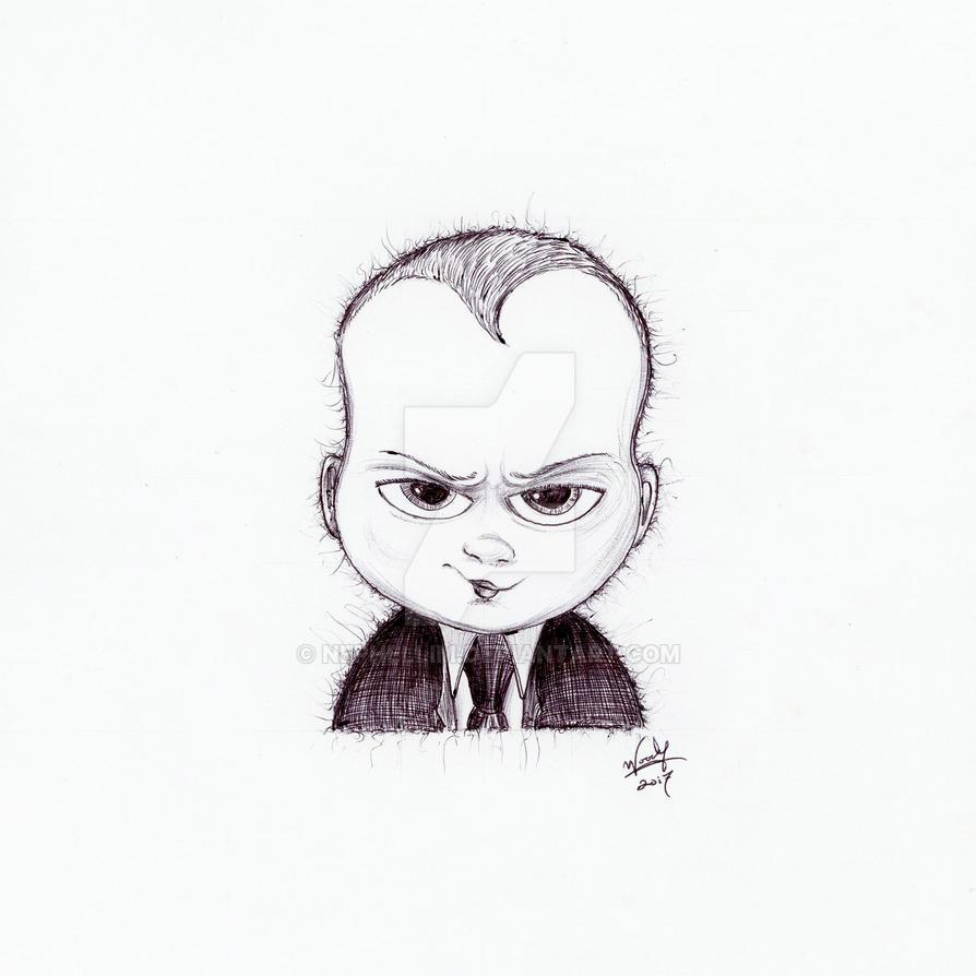 The Boss Baby by Nephellim