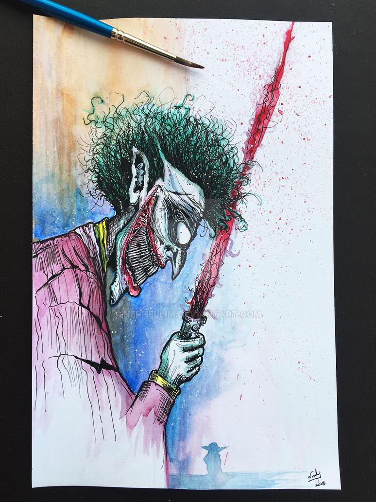 The Killing Joke by Nephellim