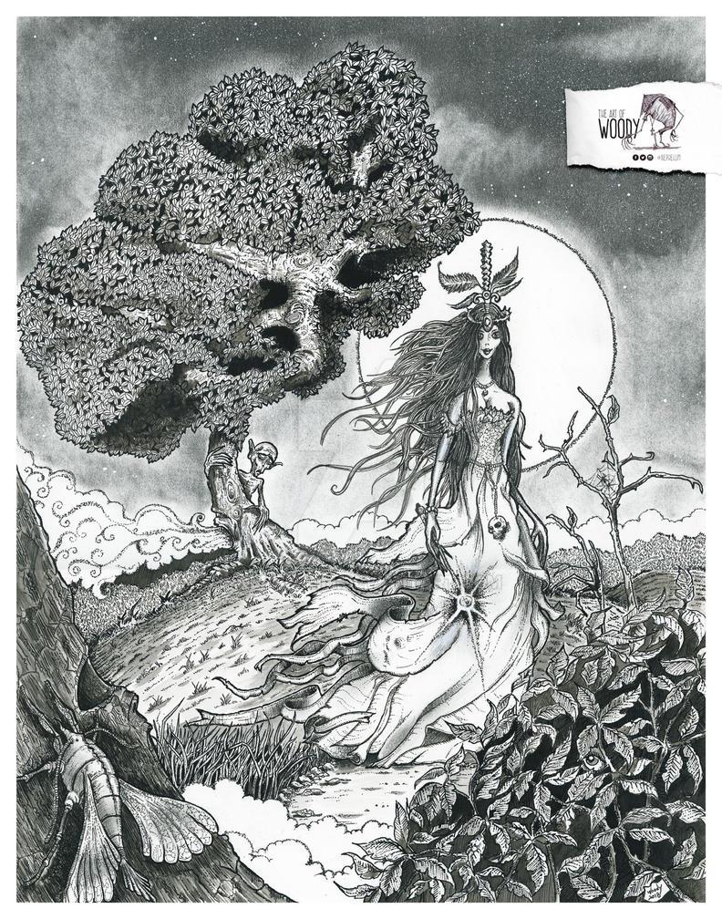 Artemis by Nephellim