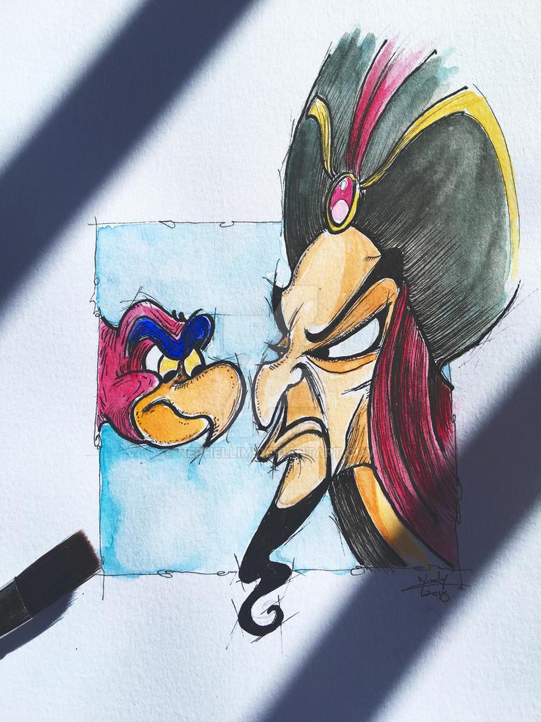 Jafar by Nephellim