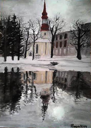 P6ltsmaa Riverside by JoyousInsomnia