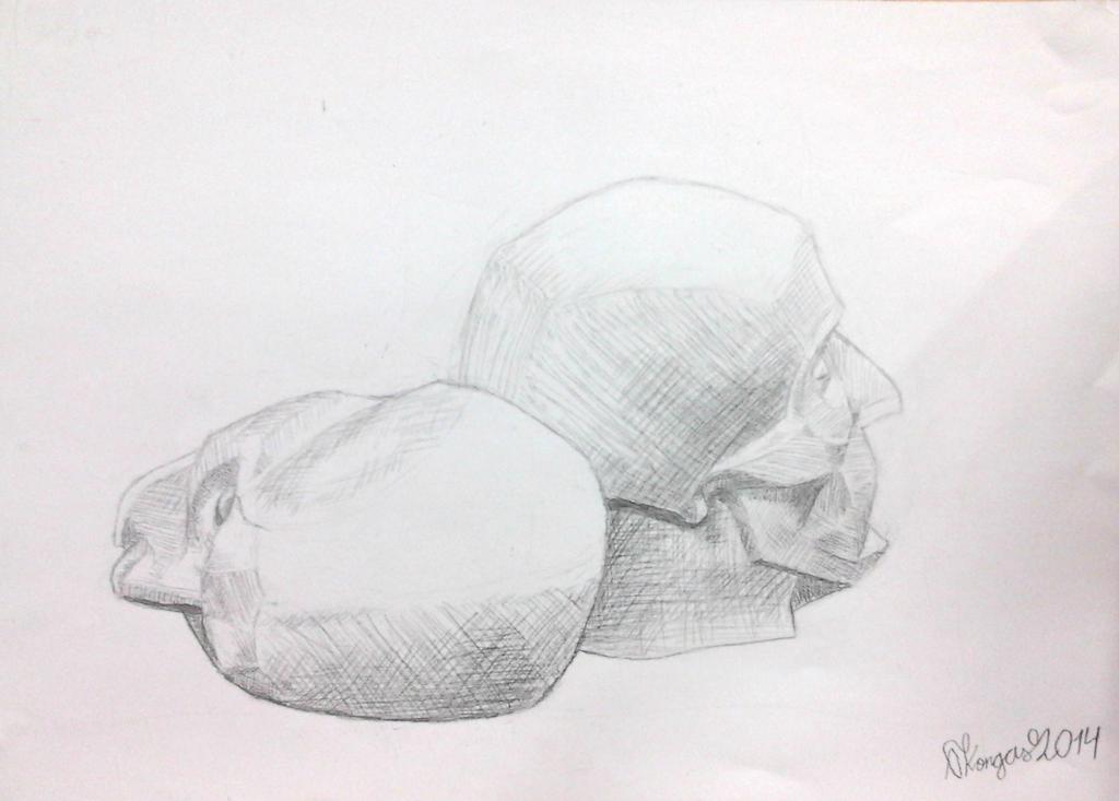 Art class drawing by JoyousInsomnia