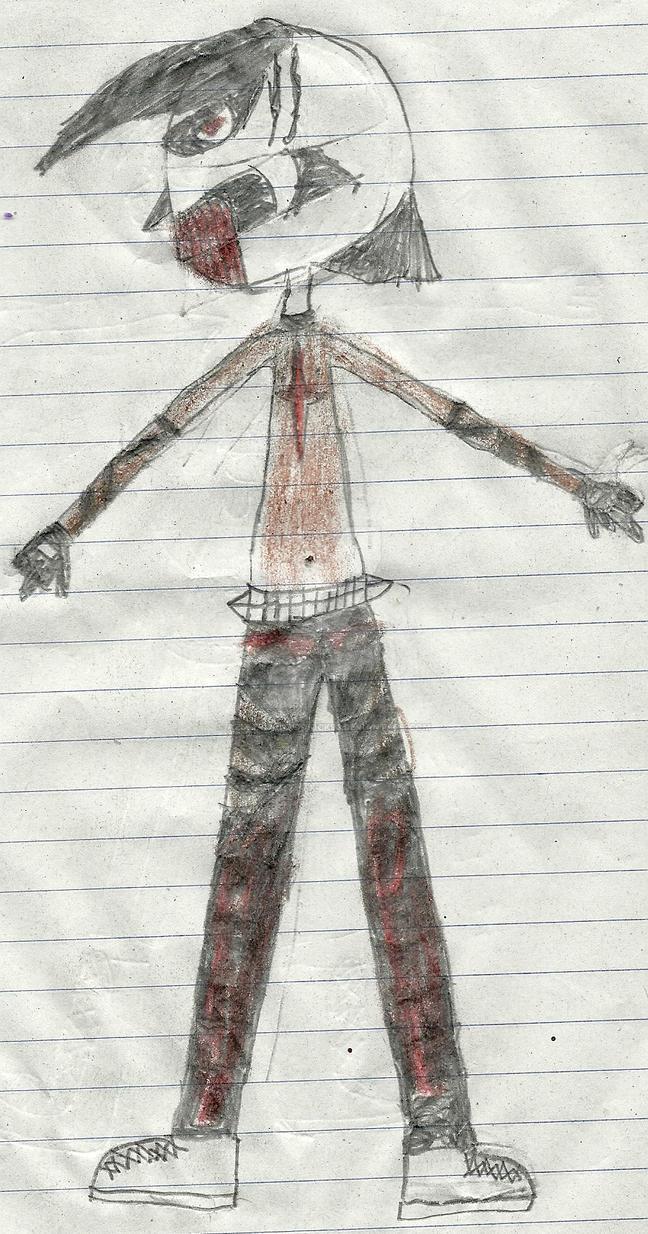 El Muerte by AzureTornadoKick93