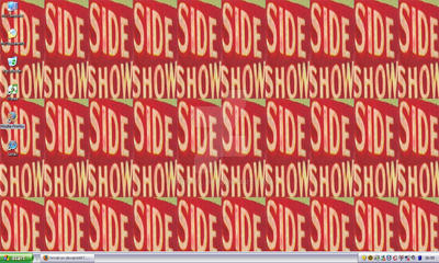 SideShow Logo WP by hriviel
