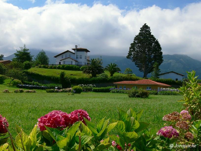 Asturian landscape by Jorapache