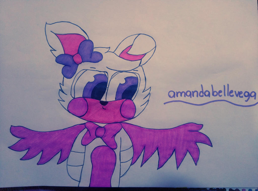 amandabellevega [Request] by toychicaSFMtoybonnie