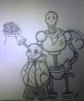 skelebros~ by EmberCL