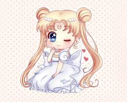 [ Princess Moon ] by Cure-Rainbow