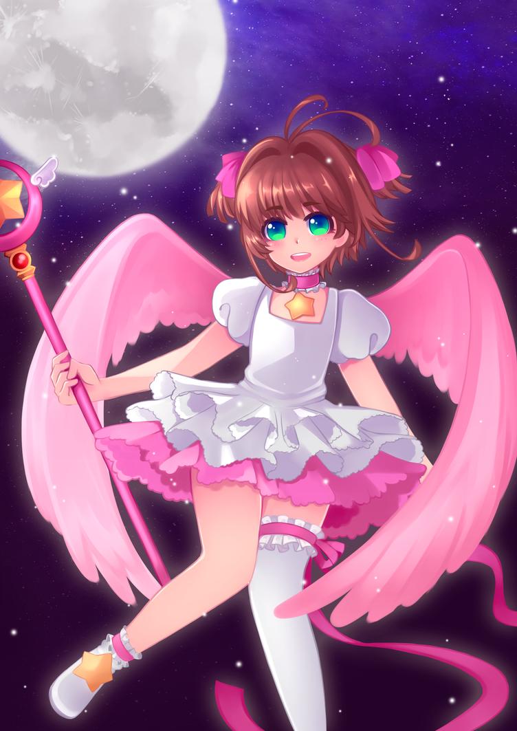 Card Captor Sakura by Cure-Rainbow
