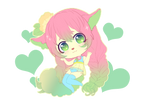 OC [ fluffy ] by Cure-Rainbow