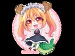[ Toru chibi ] by Cure-Rainbow