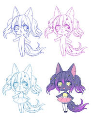 Sketch random~ by Cure-Rainbow