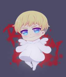Ryo - Devilman Crybaby by Cure-Rainbow